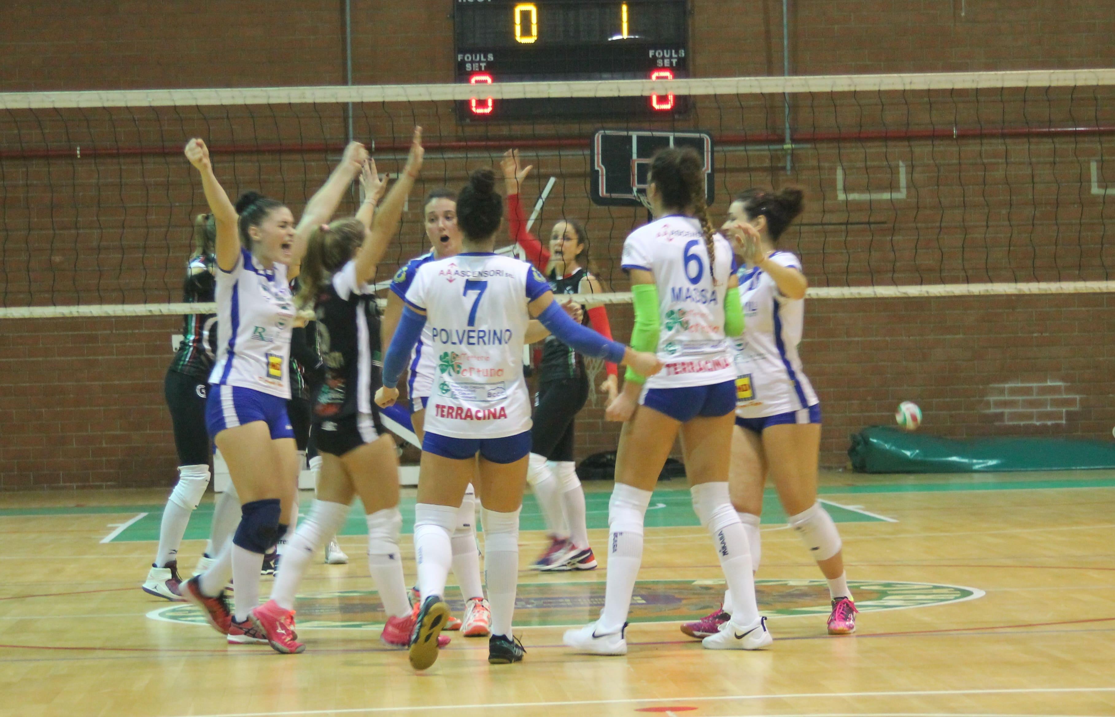 serie-b2-volley-terracina-sconfitta-onorevole-con-la-domus-aprilia