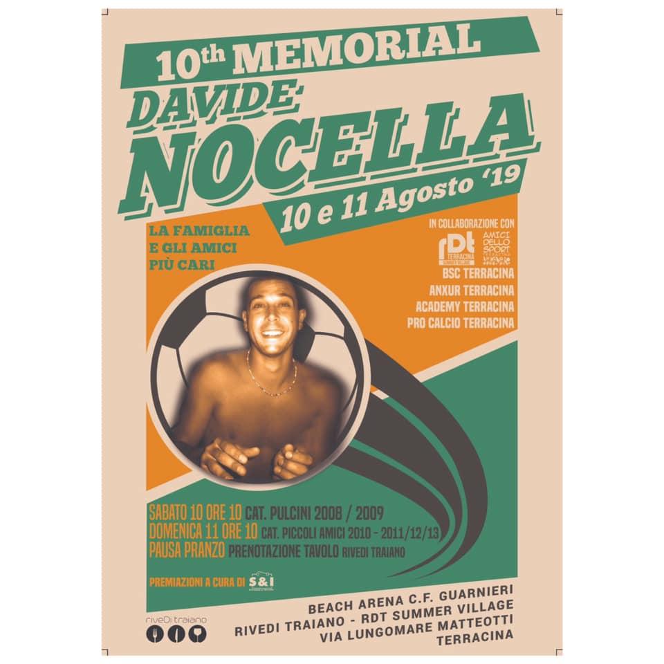 memorial-davide-nocella-nel-week-end-la-decima-edizione-alle-rive-di-traiano